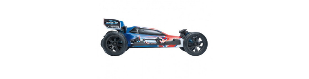 RECAMBIOS LRP S10 TWISTER BUGGY