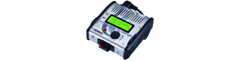 Cargador baterias RC LIPO y NiMH
