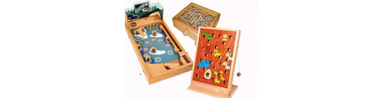 Juegos de Habilidad de madera