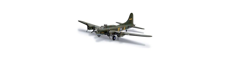 Maquetas cazas y aviones de combate