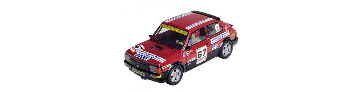 Coches scalextric y slot