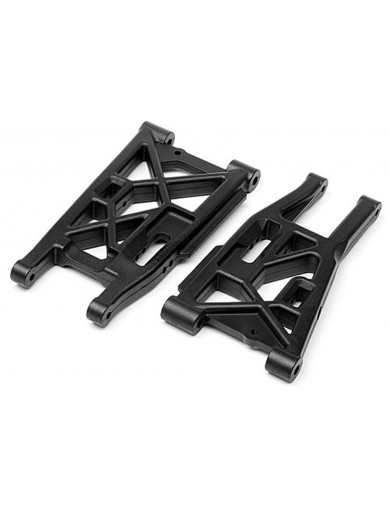 Trapecios TROPHY Buggy Delanteros/Traseros (HPI 101017). Lower Suspension Arm Set Trophy 3.5 HPI 101017 Recambios HPI Trophy
