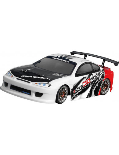 Carroceria rc Nissan Silvia DRIFT 1/10 200mm Pintada (MV22685). Clear Body MV22685 Carrocerias RC