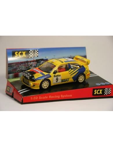 """Seat Cordoba WRC E2 """"Montecarlo 2000"""", Coche SCALEXTRIC (6023). SLOT CAR SCALEXTRIC 6023"""