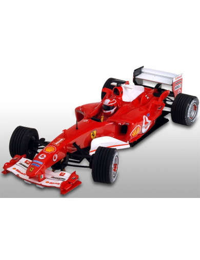 Ferrari F1 F2004 Michael Schumacher, Coche SCALEXTRIC (6173). SLOT CAR SCALEXTRIC 6173