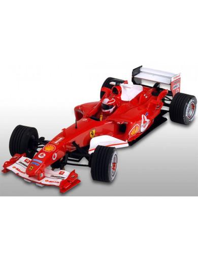 Ferrari F1 F2004 Michael Schumacher, Coche SCALEXTRIC (6173). SLOT CAR SCALEXTRIC 6173