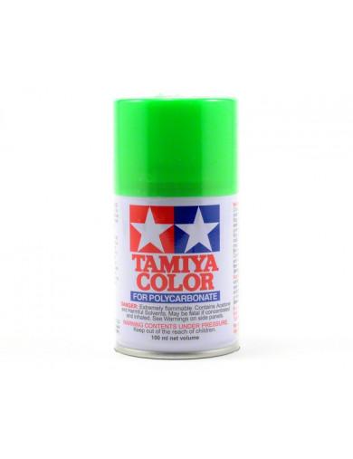Pintura Policarbonato / Lexan PS-28, Verde Fluorescente, para Carrocerías R/C (TAMIYA 86028) TAMIYA 86028 Pinturas Carroceria...