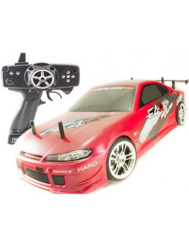 Coche Drift RC Team Magic E4D-MF Silvia S15, Brushless RTR (TM503018-S15) TM503018-S15 Coches RC