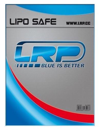 Bolsa de Carga Seguridad LIPO Safe, 23x30cm (LRP 65845) LRP 65845 Baterias RC