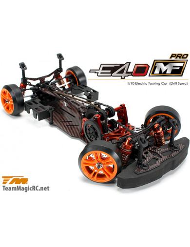 Coche Drift RC Team Magic E4D-MF Pro C.S. Fibra de Carbono y Aluminio (TM503015) TM503015 Coches RC