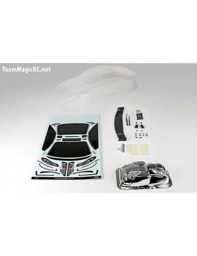 Carrocería Nissan Silvia S15 1/10 190mm Sin Pintar (KF1011). Clear body KF1011 Carrocerias RC