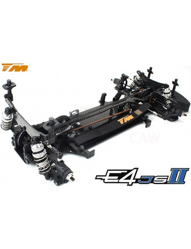 Coche RC 1/10 Touring Team Magic E4JS II, KIT CHASIS (TM507003) TM507003 Coches RC