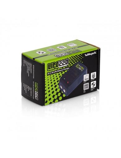 Cargador Baterías LIPO 2S /3S Economico, 800mA, Charger Balancer XT-LIPO220 Cargadores RC