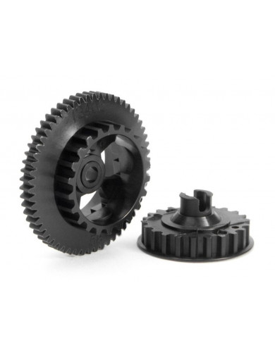 Corona, Spur Gear Set MICRO RS4 (HPI 73402) HPI 73402 Recambios HPI micro RS4