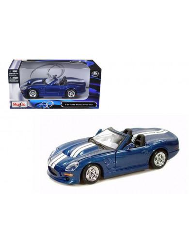 1999 Shelby Series 1 MAISTO 31277. Auto Diecast MAISTO 31277