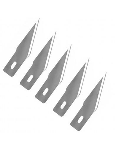 Cuchillas Modelismo Proedge SUPER SHARP Acero al Carbono (PG40011) PROEDGE PG40011 Herramientas Modelismo
