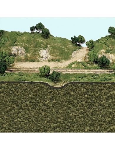 Coarse Turf Burnt Grass, Cesped para Maquetas y Dioramas (WOODLAND SCENICS T1362) WOODLAND SCENICS T1362 Dioramas Woodland Sc...