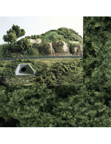 Foliage Clusters, Matorrales para Maquetas y Dioramas Medium Green (WOODLAND SCENICS FC58) WOODLAND SCENICS FC58 Dioramas Woo...