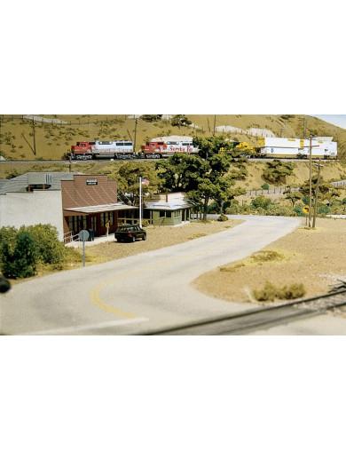 Kit Creación de Carreteras para Maquetas y Dioramas (WOODLAND SCENICS LK952) WOODLAND SCENICS LK952 Dioramas Woodland Scenics