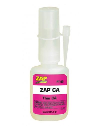 Pegamento Ciano Líquido ZAP CA (ZAP PT09). Quick Set Superglue Cyanoacrylate Glue ZAP PT09 Aceites, Siliconas, Pegamentos, Li...