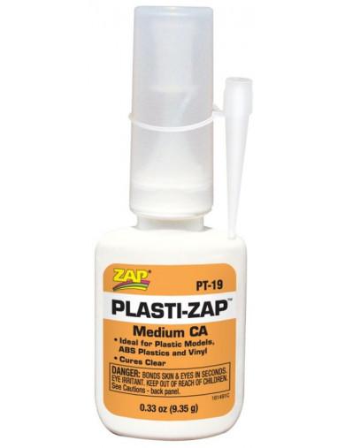 Pegamento Cianocrilato PLASTI-ZAP, Plásticos (ZAP PT19). Adhesives Plasti-Zap CA Glue ZAP PT19 Aceites, Siliconas, Pegamentos...