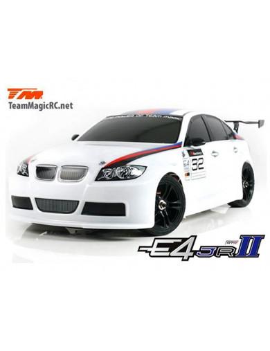 Coche RC 1/10 Touring TEAM MAGIC E4JR II, BMW 320 RTR (TM507004-320). RC Car 1/10 Electric TM507004-320 Coches RC