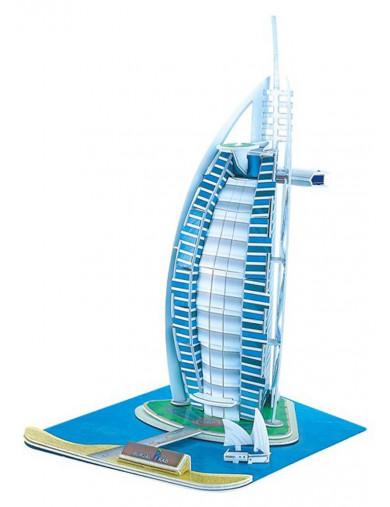 Puzzle 3D Burj Al Arab LEG 8910 Puzzles y Rompecabezas