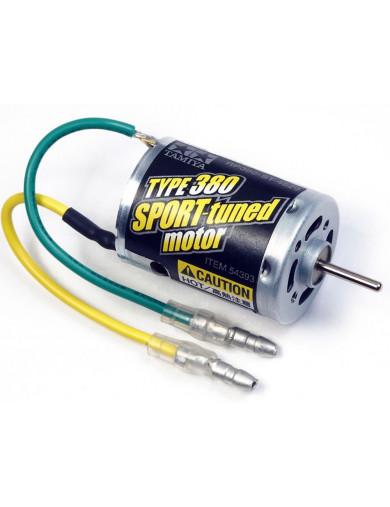Motor RS-380 Sport Tuned TAMIYA 54393 TAMIYA 54393 Motores RC Electricos y Combos