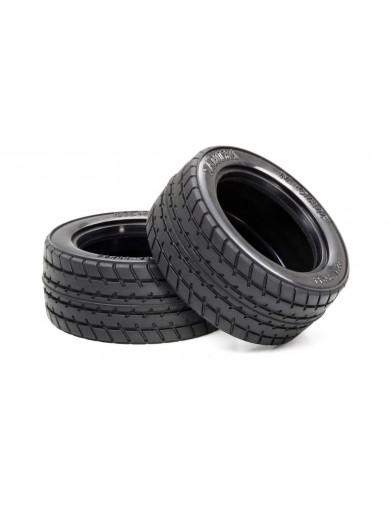Neumáticos Radiales M-Chasis 60D M-Grip (2 Unds) TAMIYA 50684 TAMIYA 50684