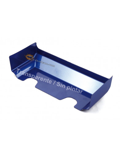 Alerón Transparente S10 BLAST BX (LRP 120968). Rear Wing Crystal Clear LRP 120968 Recambios LRP S10 BLAST BX