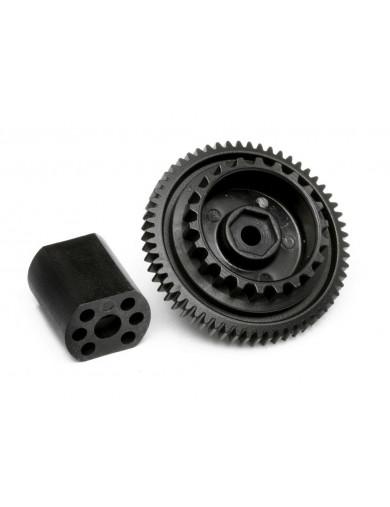 Eje Rígido Spool para Micro RS4 (HPI 73419). Solid Drive Set HPI 73419 Recambios HPI micro RS4