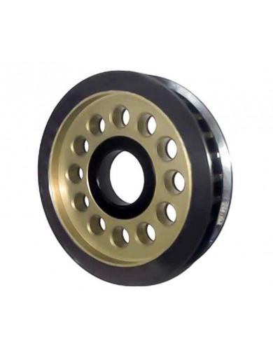 Polea Diferencial 33T Aluminio para SAKURA D3 (3RAC-3PY/33). Aluminum Diff. Pulley Gear T33 3RACING 3PY/33 Recambios SAKURA D...