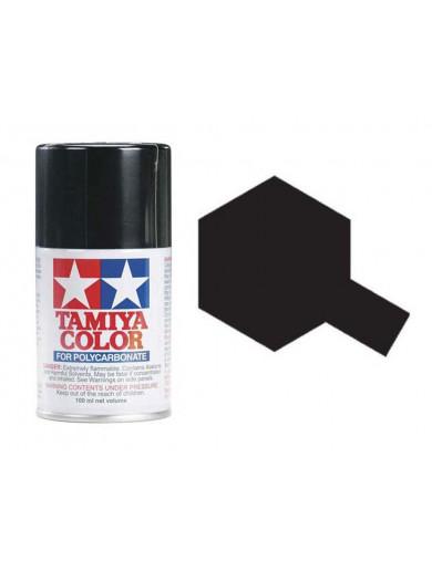 Pintura Policarbonato / Lexan, Color NEGRO para Carrocerías RC, BLACK (TAMIYA PS05 86005) TAMIYA 86005 Pinturas Carrocerias R...