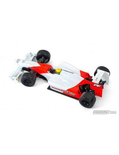 Carrocería RC F1 1/10 Thirteen (PL1537-30). Body 1/10 Formula 1 PL1537-30 Carrocerias RC