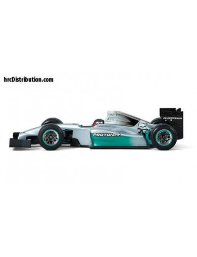 Carrocería RC F1 1/10 (PL1538-30). Body Formula 1 Clear Fourteen PL1538-30 Carrocerias RC