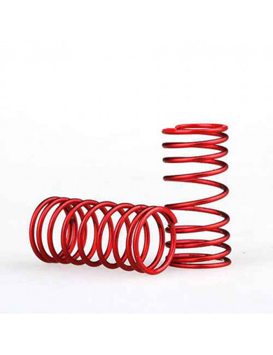 Muelles Progresivos 2 Niveles, HARD 32mm, para Coches RC (2221R1). DRIFT RC Springs HARD SpeedLine 2221R1 Amortiguadores coch...