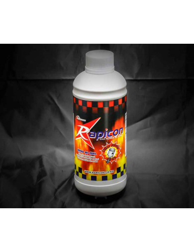 Rapicon Fuel 25% 1L. Combustible para Coches RC (RAPICON CA2501) RAPICON CA2501 Gasolina RC