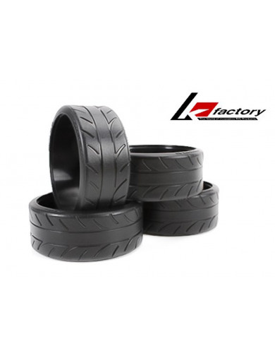 "Neumáticos Drift 2.2"", Dureza Media para Coches RC 1/10 (TM503332). Tires Drift 2.2"" TM503332"