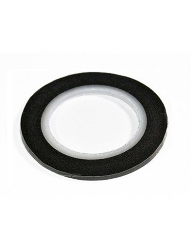 Cinta negra 2mm / 10m, enmascarar lineas, RC Masking Tape for Lining (ABSIMA 2440004) ABSIMA 2440004 Reparar y Reforzar Carro...