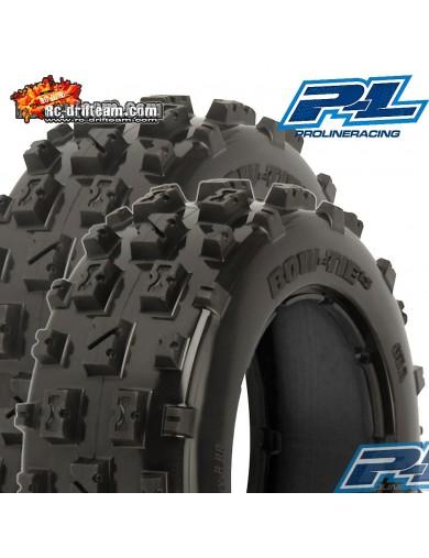 Neumáticos HPI BAJA 5B Delanteros, Proline Bow Tie XTR. Front Tires 1/5 Buggy PL1150-00