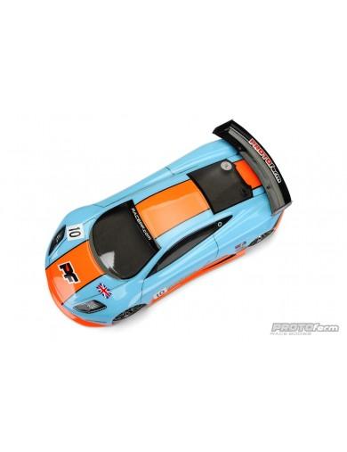 Carroceria RC PFM10 GT, 1 10 Touring 190mm sin pintar PL1542-30 Carrocerias RC