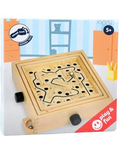 """Laberinto de Madera, Mediano. Juego de habilidad. Labyrinth """"Chico"""" LEG 3461 Juegos y Juguetes de Habilidad"""