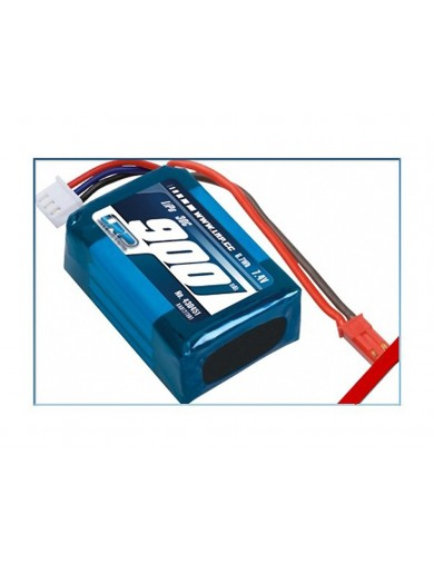 Bateria Lipo, para Lancha LRP Deep Blue One, 7.4v 900mAh (LRP 430451) LRP 430451 Baterias RC