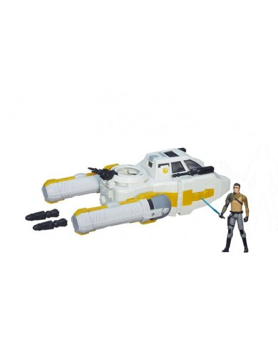 Star Wars, Y-Wing de Kanan...