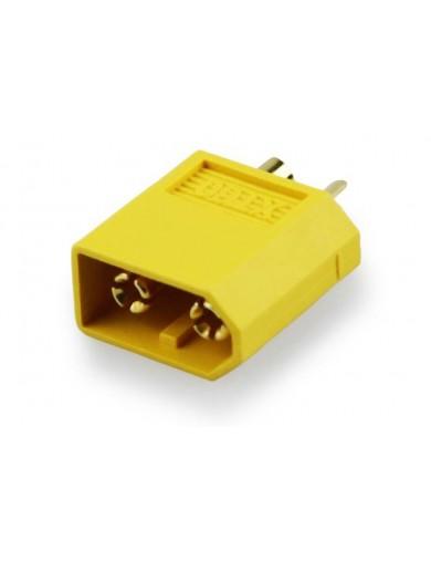 Conector XT60 Macho, 65A DTP 1010M Conectores, Cables y Adaptadores RC