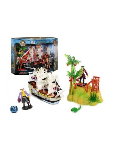 Barco Pirata con Figura y Accesorios PS 271895 Otros Juguetes