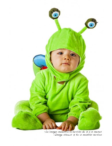 Disfraz de Caracol, Para Bebés. Carnaval, Halloween. Rainbow Snail, Costume for BabiesDisfraces Infantiles