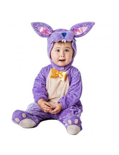 Disfraz de Conejo, Para Bebés. Carnaval, Halloween. Bunny Costume for BabiesDisfraces Infantiles