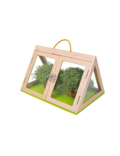 """Semillero / Invernadero Pequeño, Tipo Pirámide. Greenhouse """"Pyramide"""" LEG 6742 Articulos de Jardinería"""