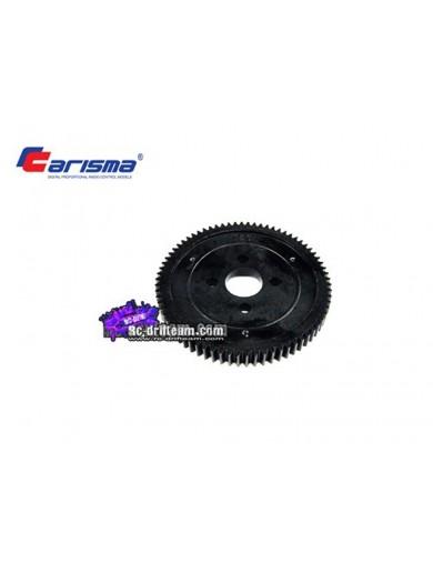 Carisma RC M40S /GT10RS Corona 72T, Spur Gear (CA14139) CA14139 Recambios Carisma RC